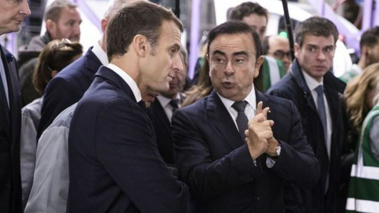 Hay incertidumbre sobre qué pasará ahora en Nissan tras la separación de Ghosn