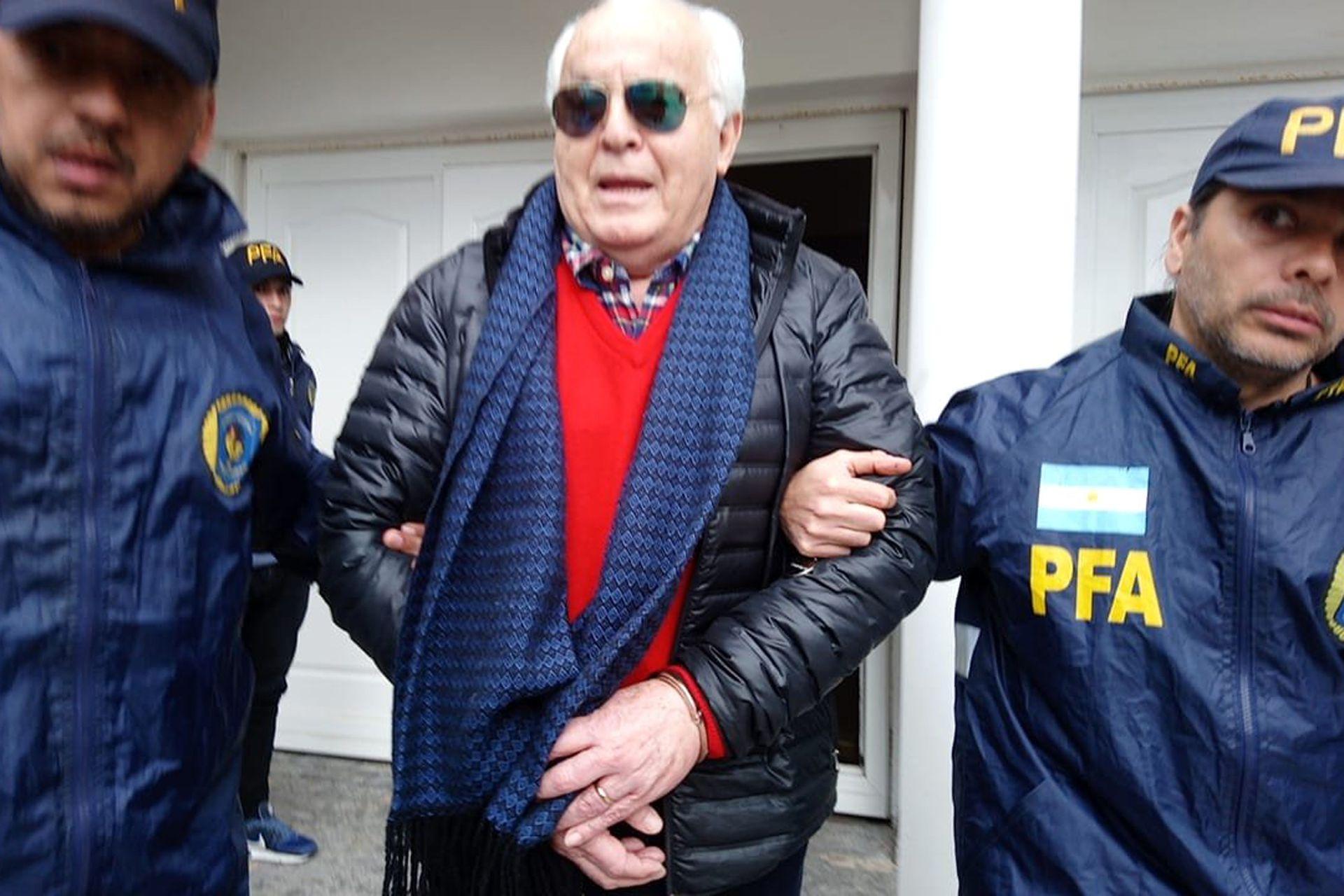 Herme Juárez fue detenido en 2019 por administración fraudulenta y lavado de dinero. El gremio y la cooperativa que manejaba fueron intervenidos