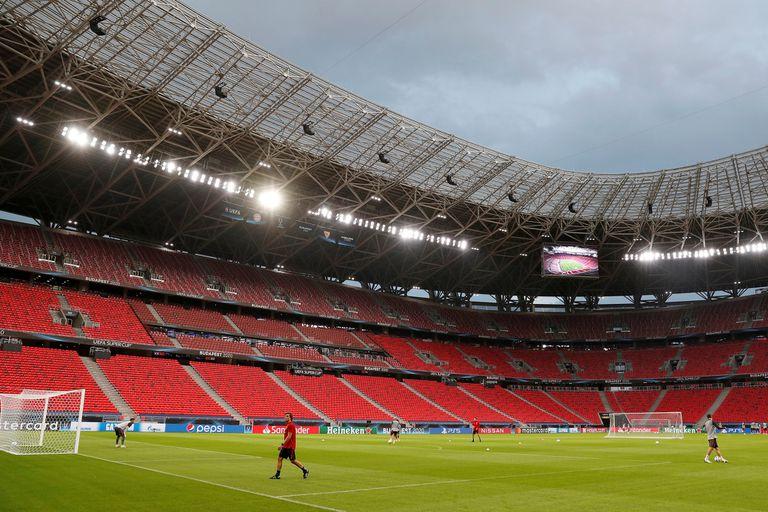 Puskas Arena de Budapest, Hungría, es el estadio para la gran final
