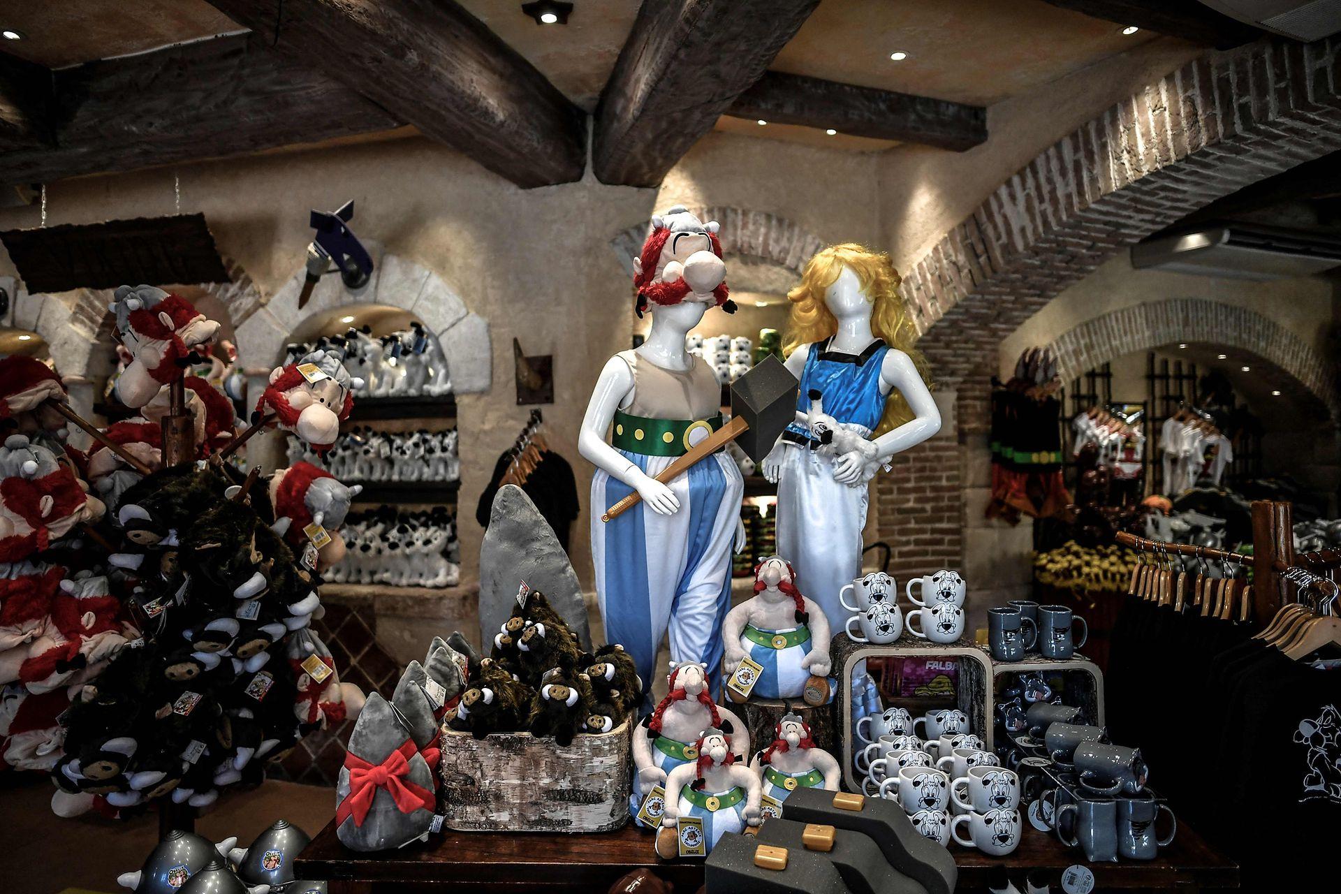 Las tiendas de regalos preparan sus vidrieras para la reapertura llena de espectativas