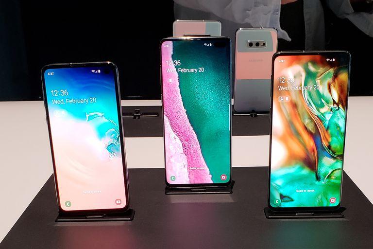 La nueva generación del smartphone insignia de la compañía surcoreana fue el protagonista exclusivo del área de demostraciones ante la ausencia del Galaxy Fold, que recién llegará al mercado en abril