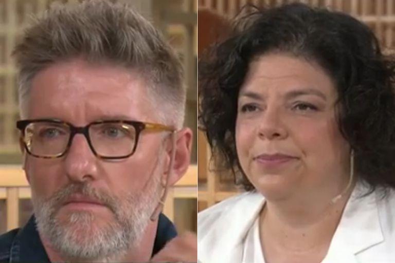 Tenso: el duro cruce entre Luis Novaresio y Carla Vizzotti en Podemos Hablar