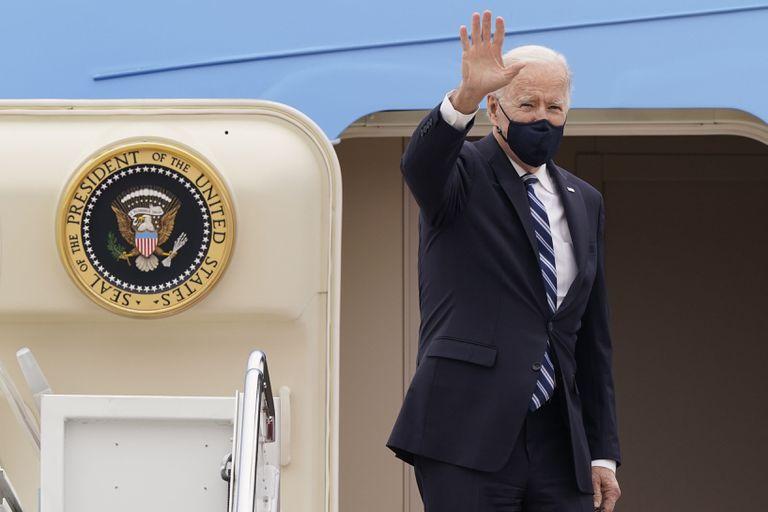 Joe Biden, presidente norteamericano