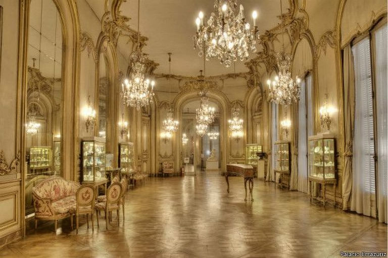 Entre 1890 y 1920 se construyeron 140 palacios en la Avenida Alvear.