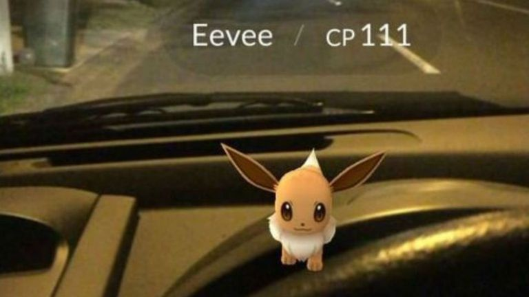 """¿Hasta dónde están dispuestos a llegar los usuarios? """"Me paré en la calle, puse mis luces de emergencia y fingí que me había accidentado sólo para capturar un Eevee"""""""