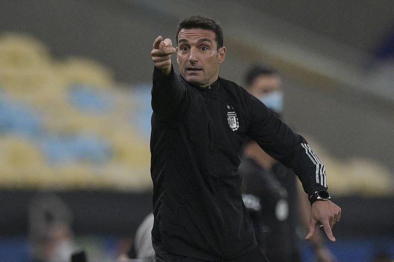 Scaloni, el técnico que sin haber dirigido un equipo de club se consagró en el seleccionado