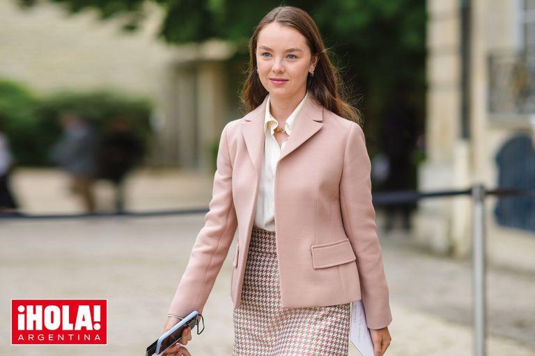 La hija menor de Carolina de Mónaco: cómo vive Alexandra de Hannover