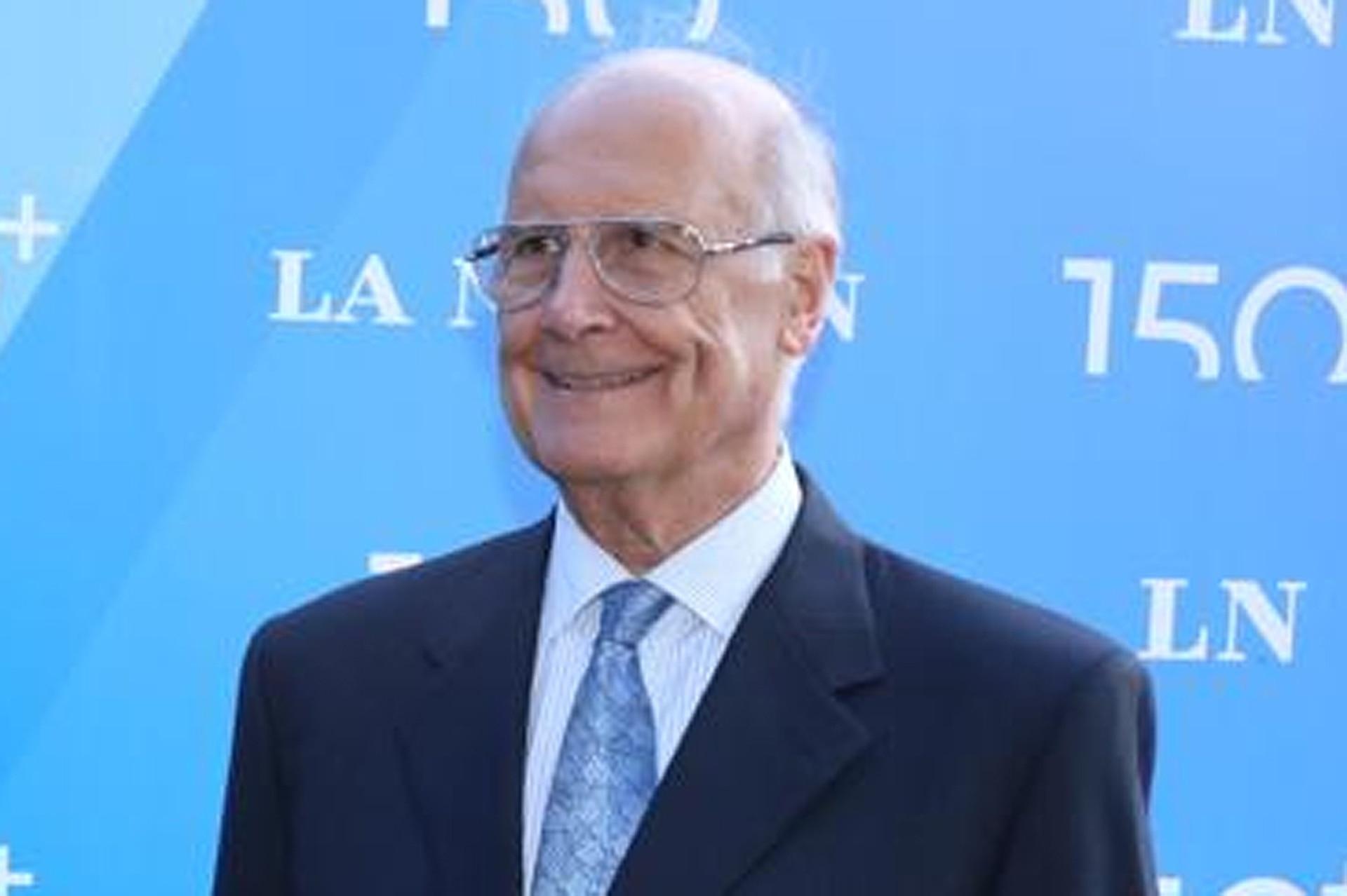 José Aranda, directivo del Grupo Clarín