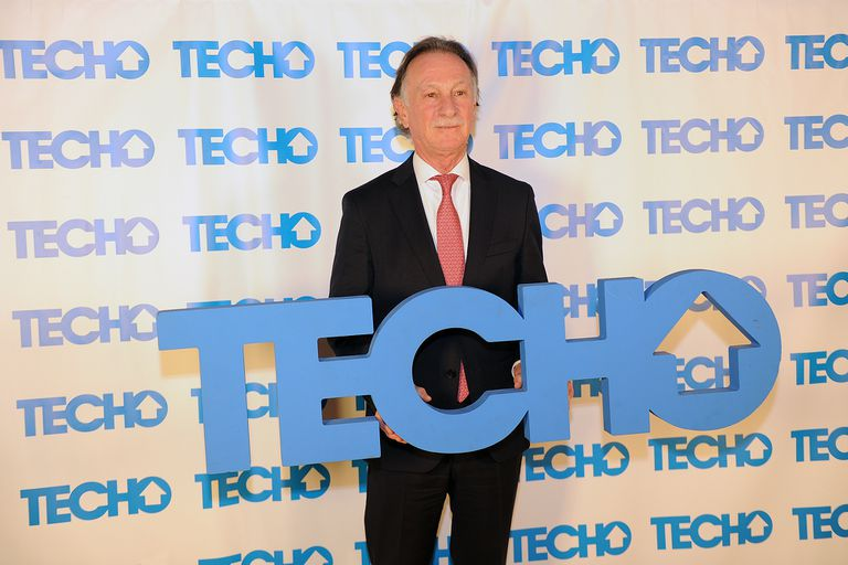 Gustavo Weiss de la Cámara Argentina de la Construcción