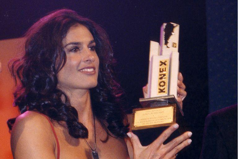 Gabriela Sabatini, brillante en el nuevo milenio, se quedó con el premio mayor en 2000