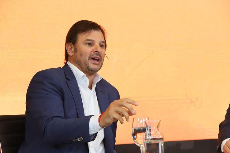 """Gastón Remy: """"El costo de producción está bajando, la lucha es por el capital"""""""