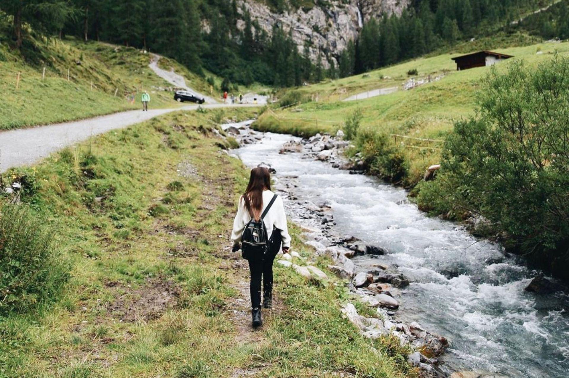 Un paseo suizo.