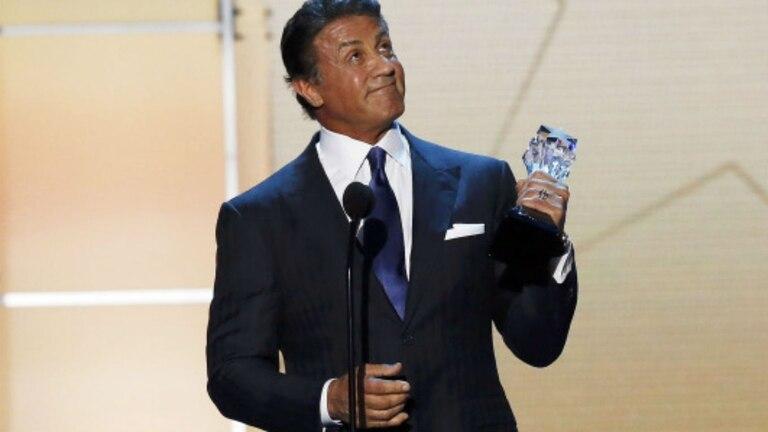 Sylvester Stallone, mejor actor de reparto