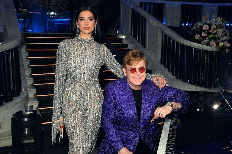 Después de 22 años, Elton John logró volver a entrar a los 40 más escuchados de Estados Unidos