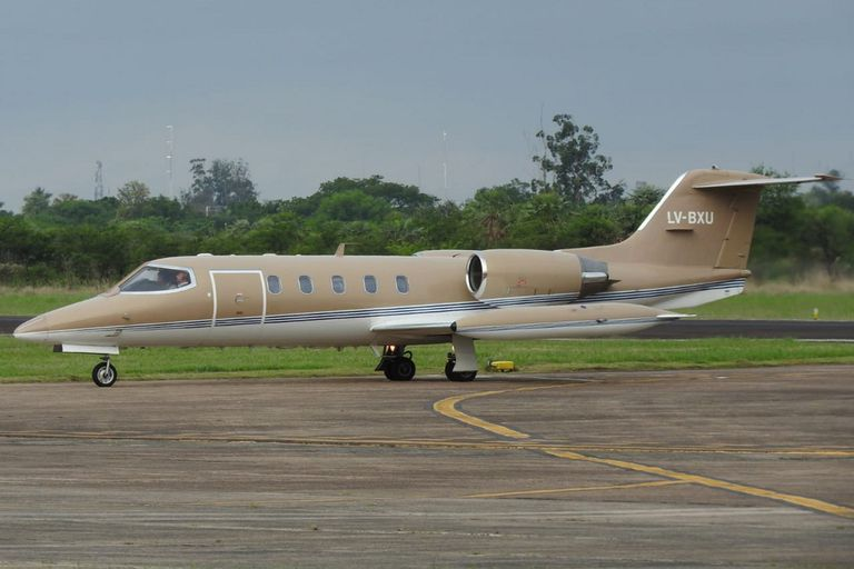 La aeronave que se estrelló pertenecía a la compañía a Cabiline SA, una empresa vinculada al kirchnerismo