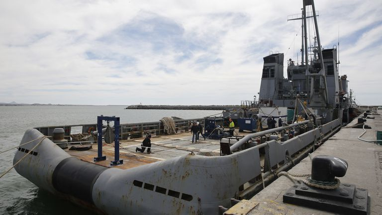 No hay fecha tope para la búsqueda del Ara San Juan por parte de Rusia
