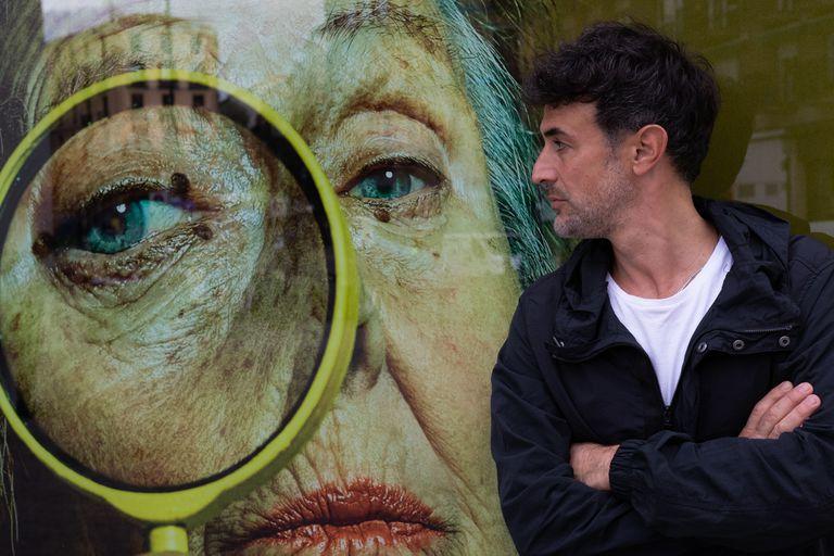 Esteban Meloni hace televisión y teatro en España