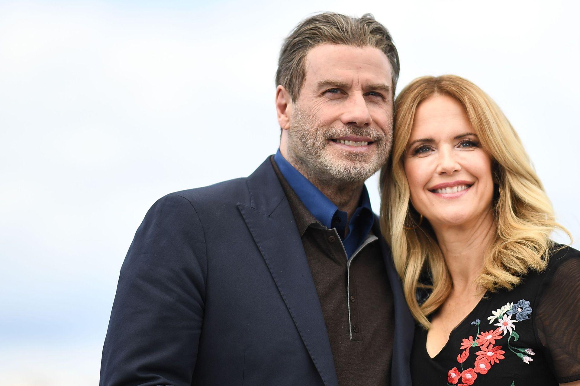 """Travolta: """"Realmente nos queremos mucho y mantenemos nuestra relación actualizada"""""""