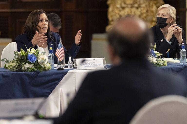 Image Harris: EEUU puede ofrecer esperanza a latinoamericanos