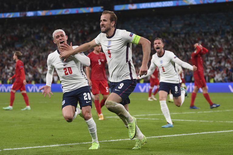 Inglaterra está en la final de la Eurocopa y se medirá ante Italia