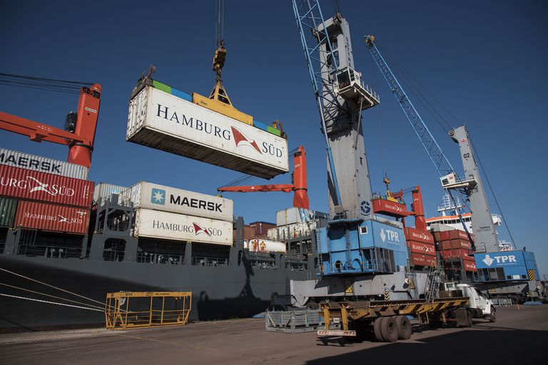 Las exportaciones aumentaron 7,3% respecto a igual mes de 2020 (US$333millones), debido principalmente a un aumento de los precios de 10,7%, en tanto las cantidades disminuyeron 3,1%.