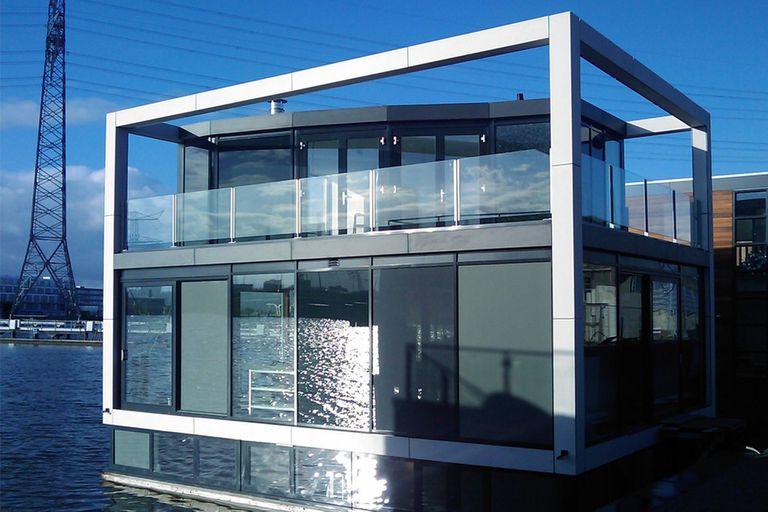 La arquitectura flotante expande los límites de lo posible.