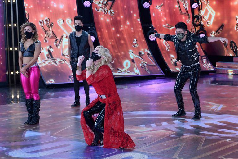 Esmeralda Mitre dejó a dos parejas afuera del Cantando 2020 y pasó a la siguiente ronda del certamen