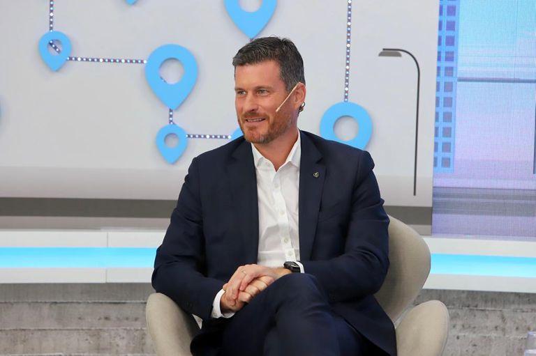 Andrés Leonard, CEO de Scania Argentina, comentó que la compañía apunta a reducir las emisiones de carbono.