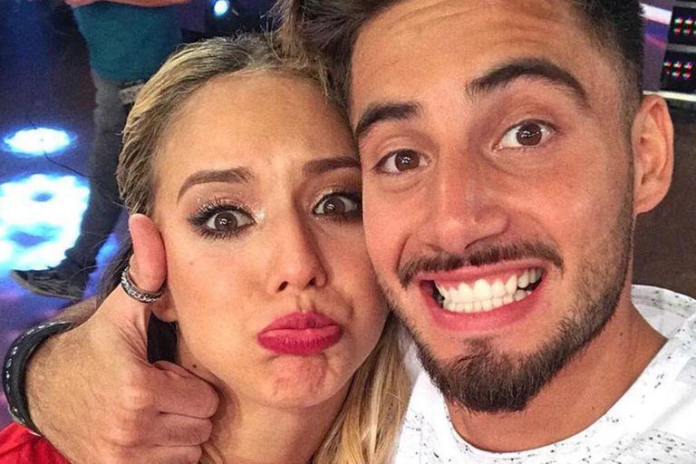 """Flor Vigna sobre su relación con Nico Occhiato: """"Nos estamos viendo ahora"""""""