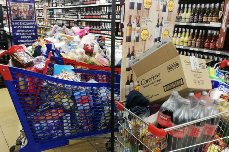 Coronavirus. Supermercados y comercios chinos dicen que no hay desabastecimiento