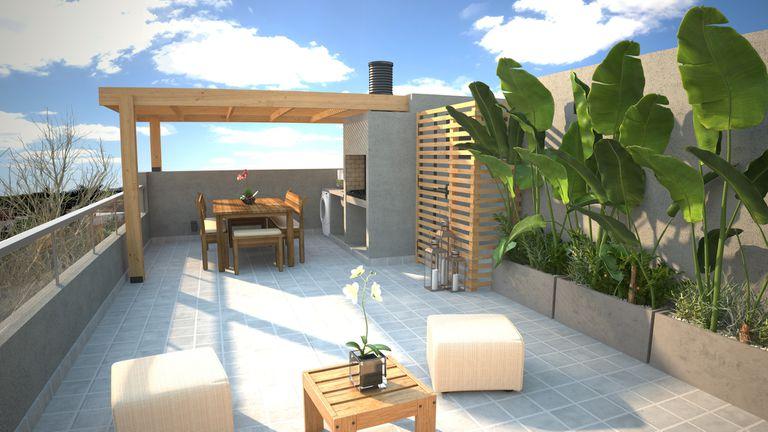 Departamentos con terraza propia