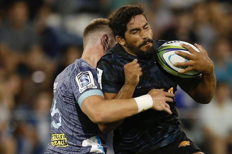 Súper Rugby: Jaguares y una dura derrota en el final ante Hurricanes
