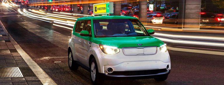 Para viajar rápido y mejor, los autos serán de las ciudades y no de las personas