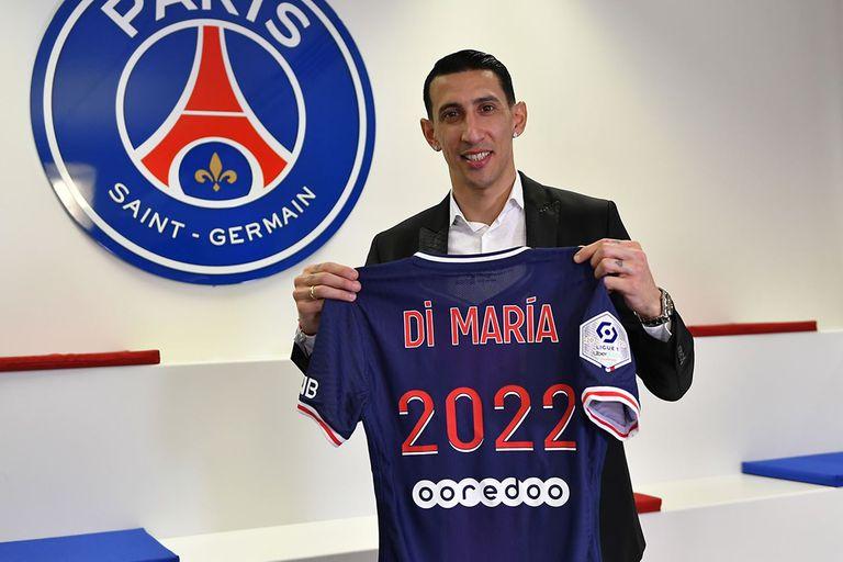 Ánl viernes, Angel Di María firmó la extensión de su contrato con el Paris Saint-Germain hasta junio de 2022; 48 horas después fue víctima de un robo en su casa