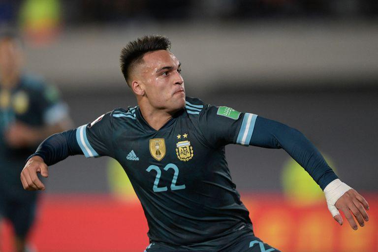 Los números de Lautaro Martínez, el goleador top del ciclo Scaloni