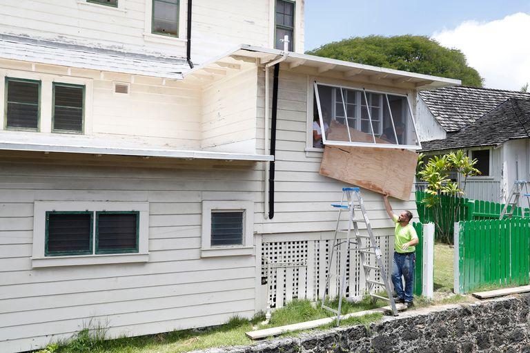 Hawaii: se acerca el huracán Lane y temen que sea el más potente en 26 años