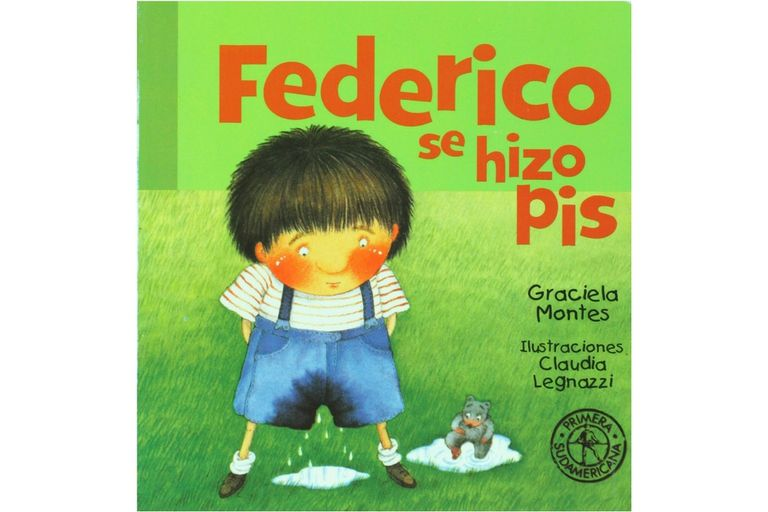 Federico se hizo pis