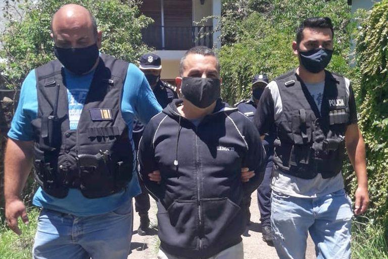 Detuvieron a Fabián Tablado, el femicida de las 113 puñaladas