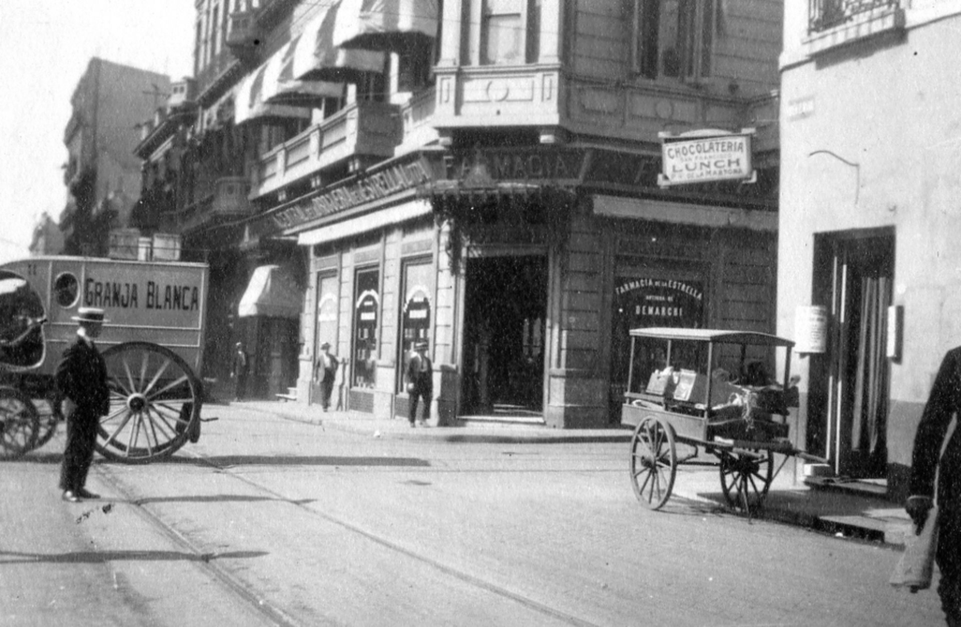La Estrella en 1910.