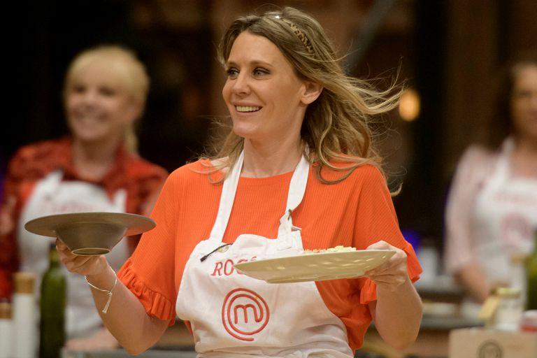 A MasterChef Celebrity, Rocío Marengo le aportó conocimientos de gastronomía y gracia