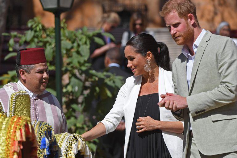 El chiste del príncipe Harry que hizo reír a todos sobre el embarazo de Meghan