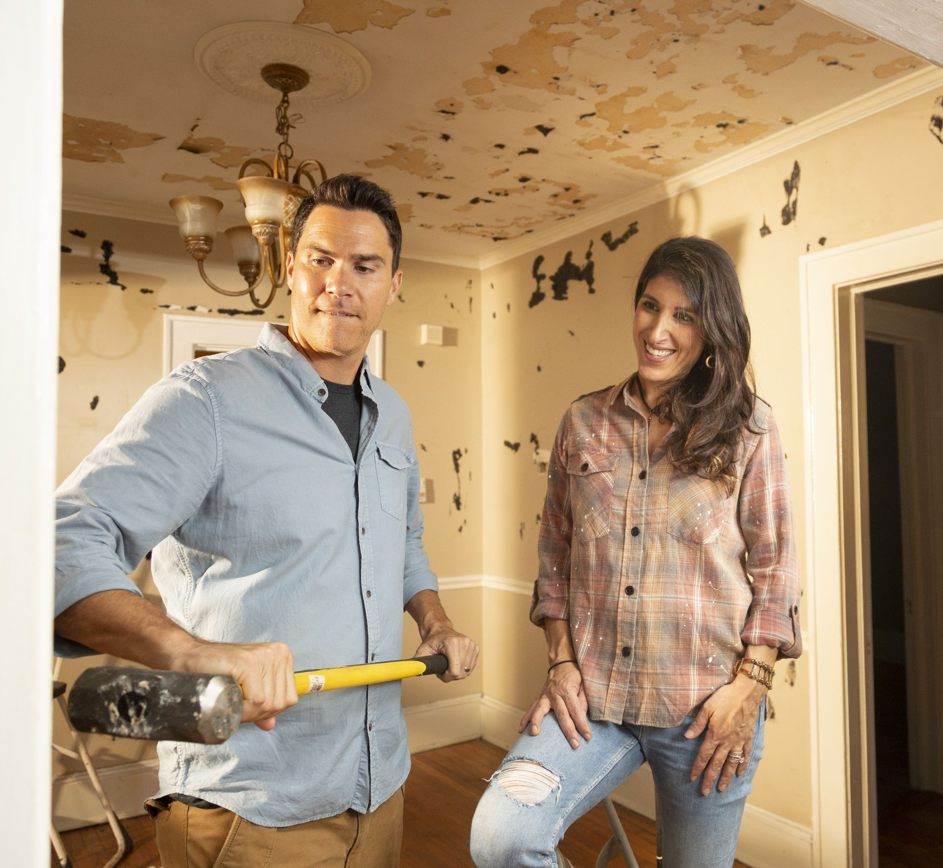 Ken y  Anita Corsini, protagonistas de Rescatando propiedades: Atlanta