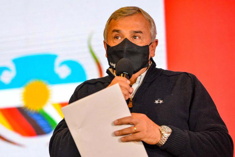 Morales criticó la marcha en favor de Macri