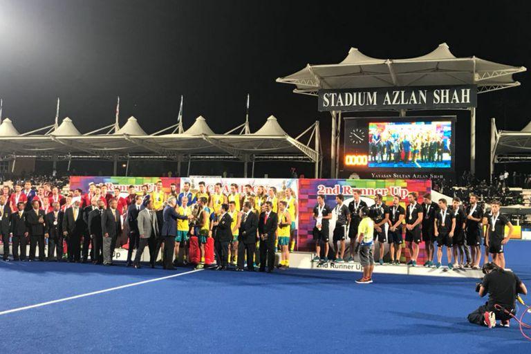 Los Leones vencieron a Malasia y se quedaron con el bronce en la Copa del Sultán