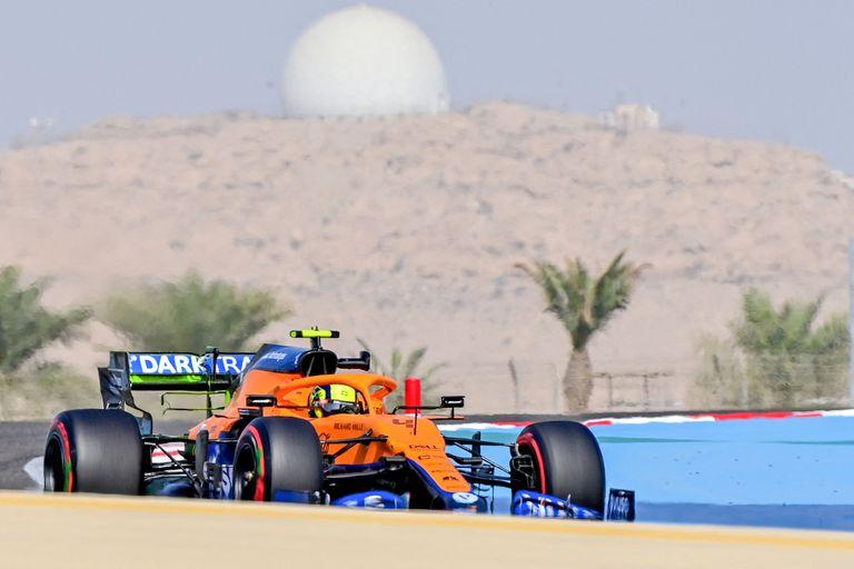 En 2017, McLaren sumó a Lando Norris como piloto de simulador y de pruebas; el talentoso británico debutaría dos años después en la Fórmula 1 con la escudería de Woking
