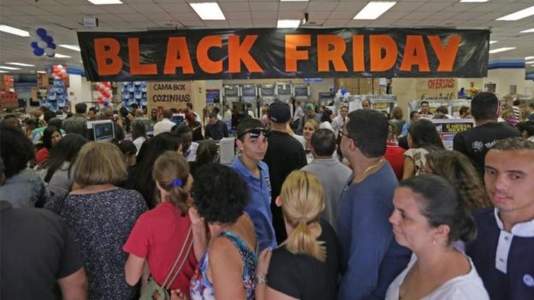 La influencia del Black Friday traspasó las fronteras estadounidenses.
