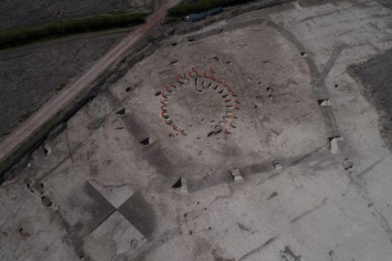 De acuerdo a los arqueólogos, el sitio era utilizado para usos ceremoniales