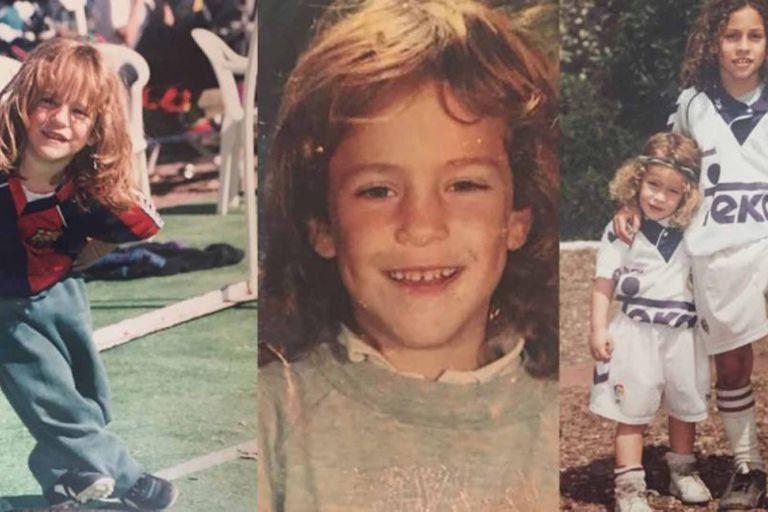 El pequeño Schwartzman, ilusionado con un futuro en el tenis