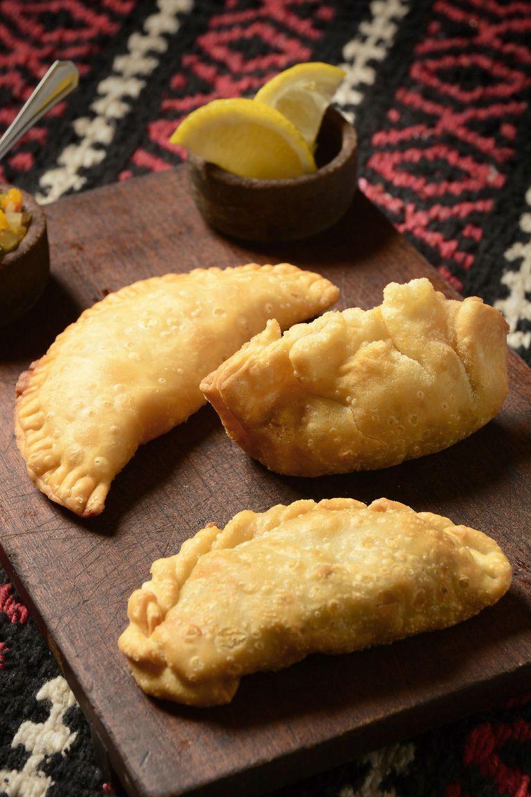 Empanadas Norteñas: de carne (Gentileza La Cabaña)