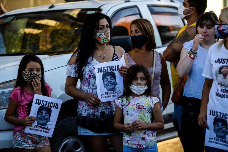 Báez Sosa. Los padres y la fiscalía quieren que el juicio se desarrolle este año